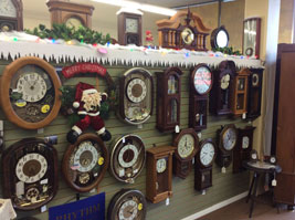 unique action clocks