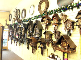 cuckoo clock dealer