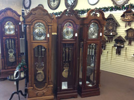 grandfather clock sales