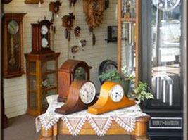 mantle clock sales